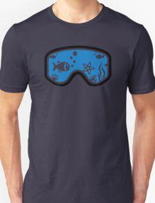 Diving goggles T-Shirt