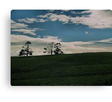 farm scape Canvas Print