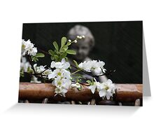 April Showers in August !!!! Greeting Card
