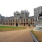 Windsor Castle Wing by Braedene