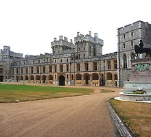 Windsor Castle Wing by Braedene