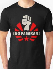 No Pasaran Fist & Star T-Shirt