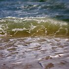 the colour of the sea by andreasphoto