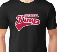 Snorkel king Unisex T-Shirt