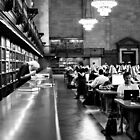 New York Public Library by NikonNoob