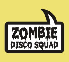 ZOMBIE DISCO SQUAD by Bubble-Tees.com Kids Clothes
