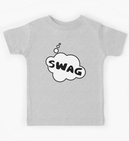 SWAG by Bubble-Tees.com Kids Tee