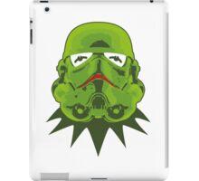Kermitroopers stencil art iPad Case/Skin