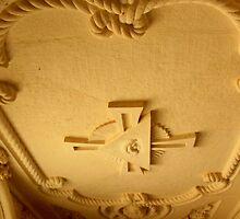 The Chapel entry ceiling by terezadelpilar~ art & architecture