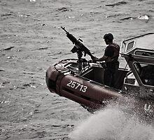 US Coast Guard, NYC by NikonNoob