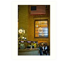 Grand Central Station, NYC Art Print