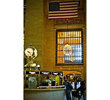 Grand Central Station, NYC Photographic Print