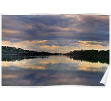 Narrabeen Paintbrush - Narrabeen Lakes, Sydney - The HDR Experience Poster