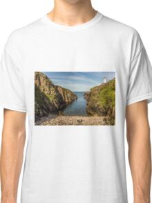 Fanad Head Lighthouse Classic T-Shirt