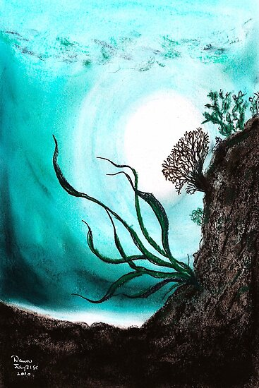 Jade Lagoon by Dawn B Davies-McIninch