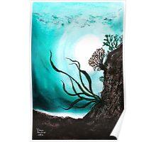Jade Lagoon Poster
