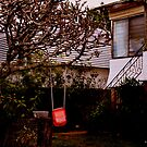 Lonely Red Swing by bambiisme