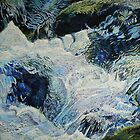 White Water 1 by Richard Sunderland