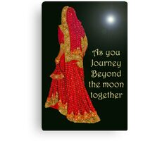 Shadi (Marriage) Canvas Print