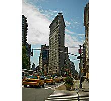 Flatiron, NYC Photographic Print