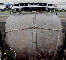 Ratrod beetle by Perggals© - Stacey Turner