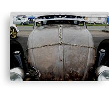 Ratrod beetle Canvas Print