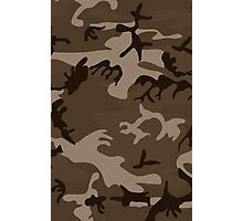 Army Camouflage by Chillee Wilson Photographic Print
