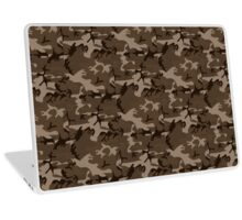 Army Camouflage by Chillee Wilson Laptop Skin