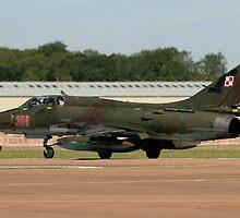 Sukhoi Su-22M-4 by DonMc