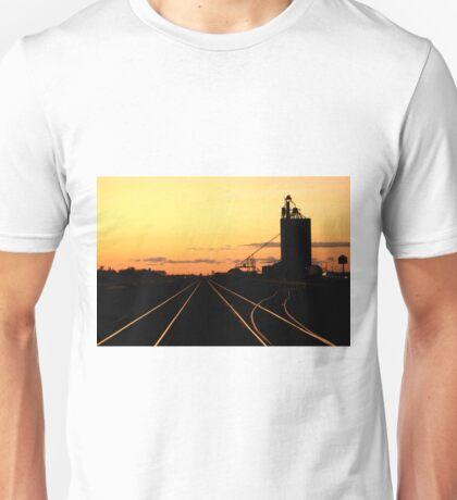 Silence on the Prairies... Unisex T-Shirt