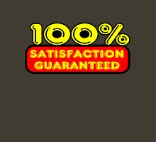 100% Satisfaction Guaranteed by Chillee Wilson Unisex T-Shirt