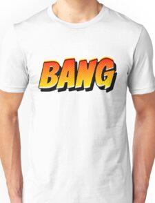Cartoon BANG by Chillee Wilson Unisex T-Shirt