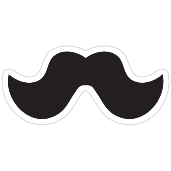 Mustache by yelly123