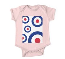 Mod Targets by 'Chillee Wilson'  One Piece - Short Sleeve