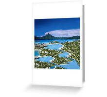 Postcard from Polynesia Greeting Card