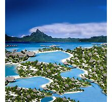 Postcard from Polynesia Photographic Print