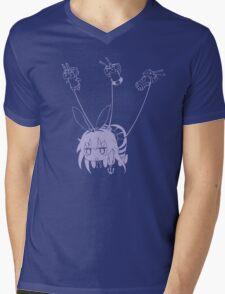 Fail Shimakaze - Blue Mens V-Neck T-Shirt