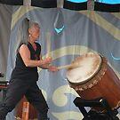Taiko Drummer 1 by satsumagirl
