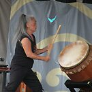 Taiko Drummer 2 by satsumagirl