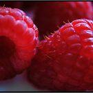 Berry Closeup by Mattie Bryant