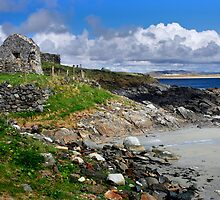 Inishkeel Island by Deb Snelson