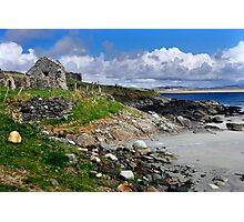 Inishkeel Island Photographic Print