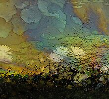 Floral Abstract by Gordon  Beck