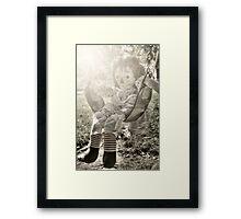 Annabelle   -  Raggedy Ann Framed Print