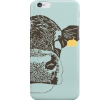 Lady Cow iPhone Case/Skin