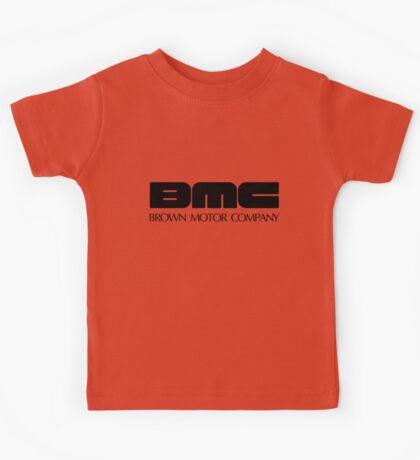 Brown Motor Company Kids Tee