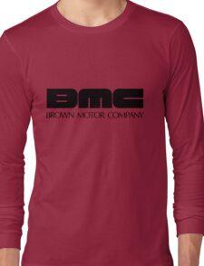 Brown Motor Company Long Sleeve T-Shirt