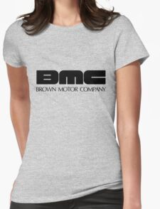 Brown Motor Company Womens Fitted T-Shirt