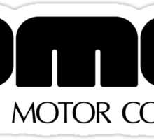 Brown Motor Company Sticker