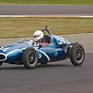 Cooper T43 (John Bussey) by Willie Jackson